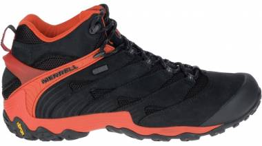 Merrell Chameleon 7 Mid Waterproof Fire Men