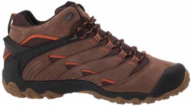 Merrell Chameleon 7 Mid Waterproof - Dark Earth