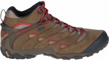 Merrell Chameleon 7 Mid Waterproof - Boulder (J12041)