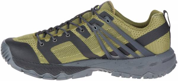 Merrell MQM Ace - Olive/Lime (J48757)