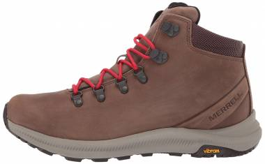 Merrell Ontario Mid - Dark Earth