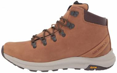 Merrell Ontario Mid - Brown Sugar