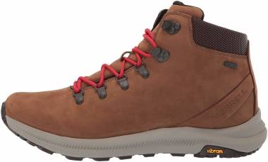 Merrell Ontario Mid Waterproof - Dark Earth (J84903)