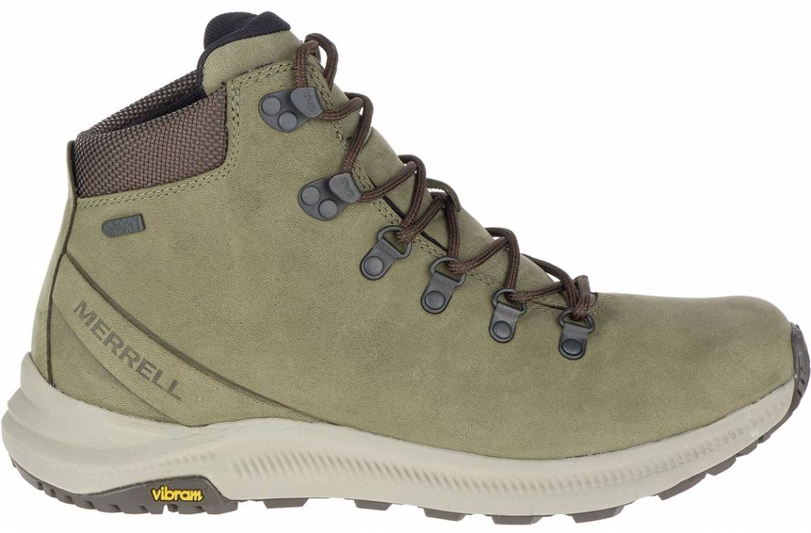 Mens Mid Trekking Hiking Boots Outdoor Lightweight Hiker