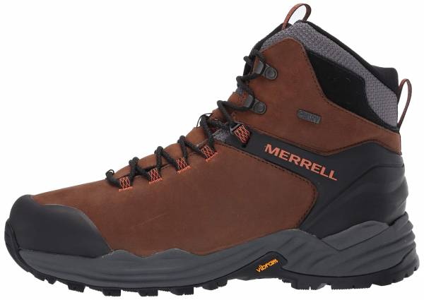 Merrell Phaserbound 2 Tall Waterproof - Dark Earth (J48571)