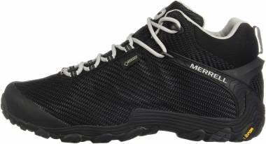 Merrell Chameleon 7 Storm Mid GTX - Black/Black (J38559)