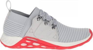 Merrell Range AC+ - Grey/Red (J94493)