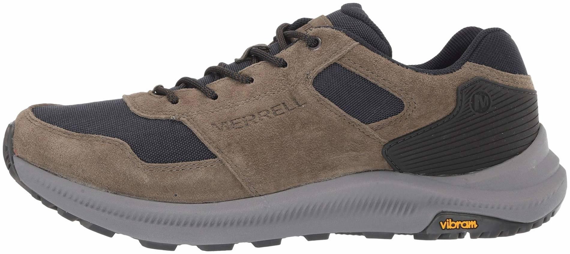 9 Medium US NEW Merrell J033857 Men/'s Ontario 85 Hiking Shoes in Gold