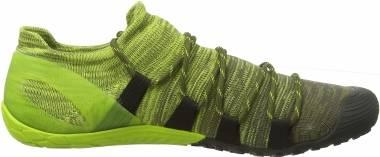 Merrell Vapor Glove 4 3D - Olive Drab / Lime Punch