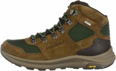 Merrell Ontario 85 Mid Waterproof - Brown (J16929)