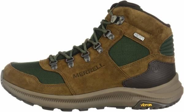 Merrell Ontario 85 Mid Waterproof - Brown (J16929)
