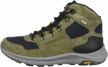 Merrell Ontario 85 Mid Waterproof - Green (J84961)
