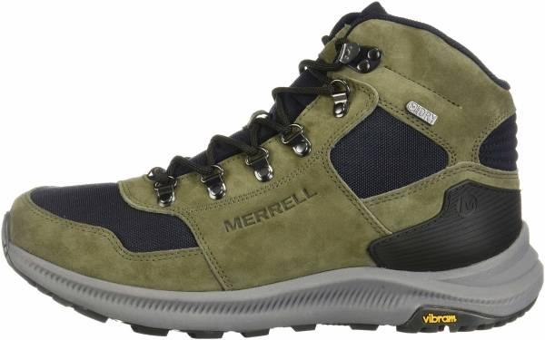 Merrell Ontario 85 Mid Waterproof - Olive (J84961)