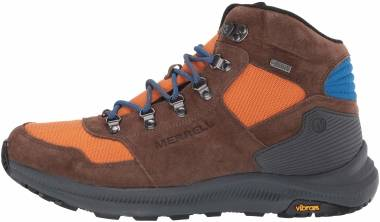 Merrell Ontario 85 Mid Waterproof - Brown (J84959)