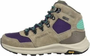 Merrell Ontario 85 Mid Waterproof - Acai (J84960)