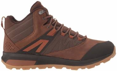 Merrell Zion Mid Waterproof - Toffee