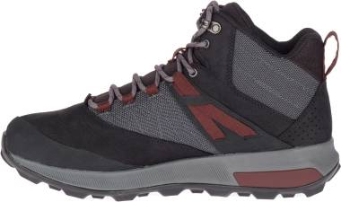 Merrell Zion Mid Waterproof - Black (J16885)