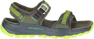 Merrell Choprock Strap - Green (J48795)
