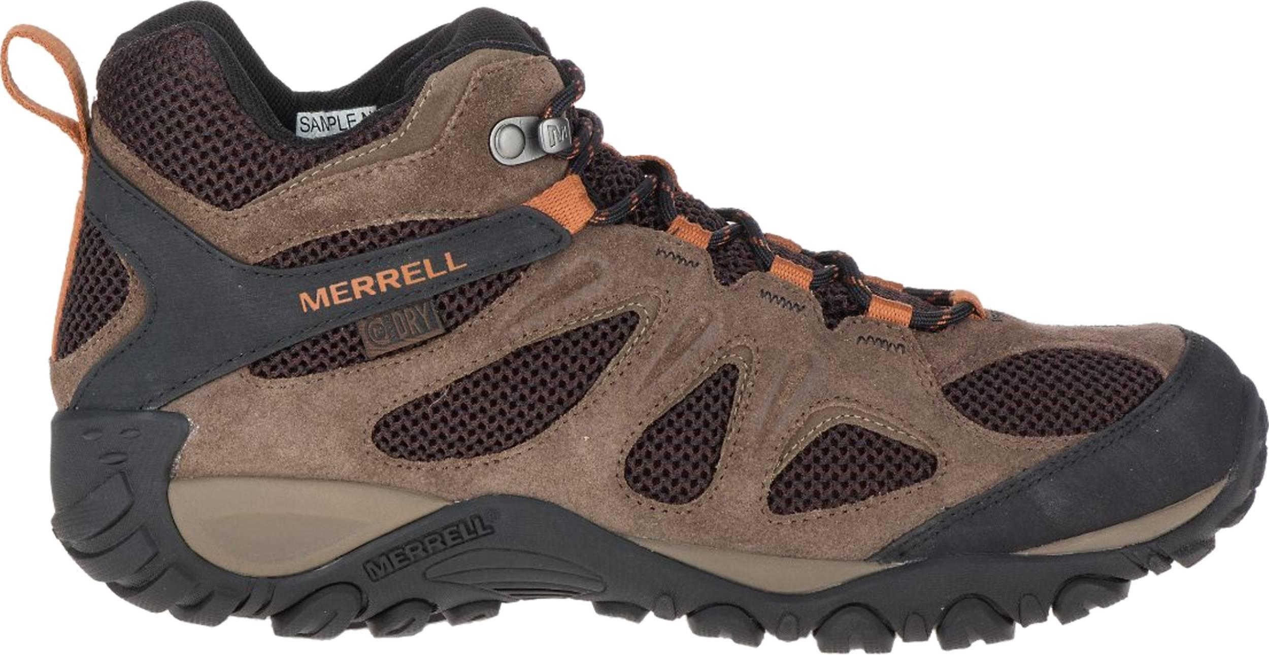 Merrell Yokota 2 Mid Waterproof