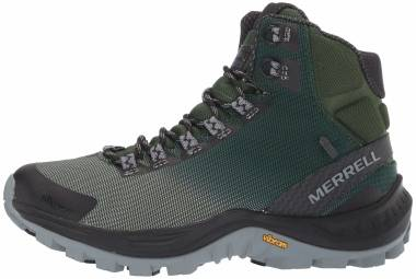 Merrell Thermo Cross 2 Mid Waterproof - Green (J90027)
