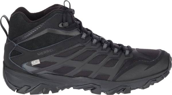 merrell moab fst ice thermo winter hiking boots - women's