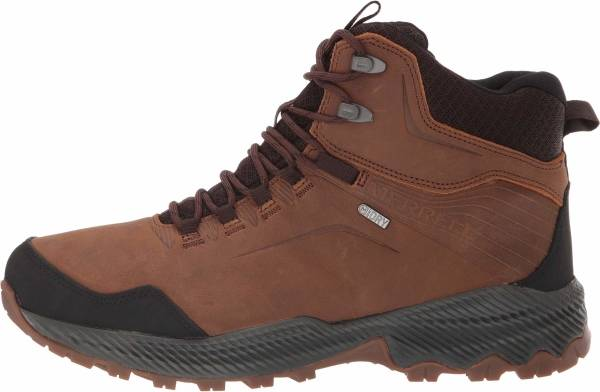Merrell Forestbound Mid WP - Merrell Tan (J16495)