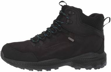 Merrell Forestbound Mid WP - Black (J77297)