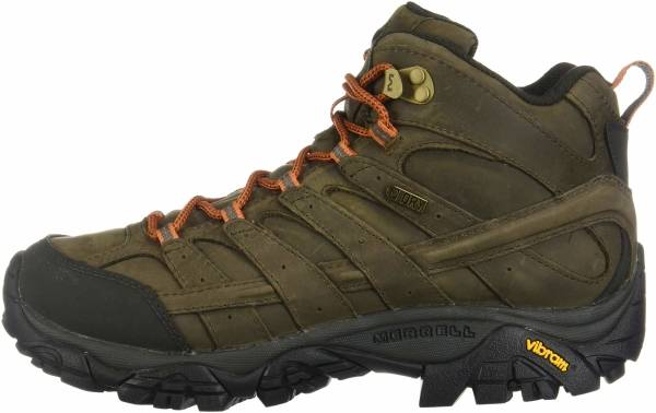 Merrell Moab 2 Prime Mid Waterproof - Canteen (J46337)
