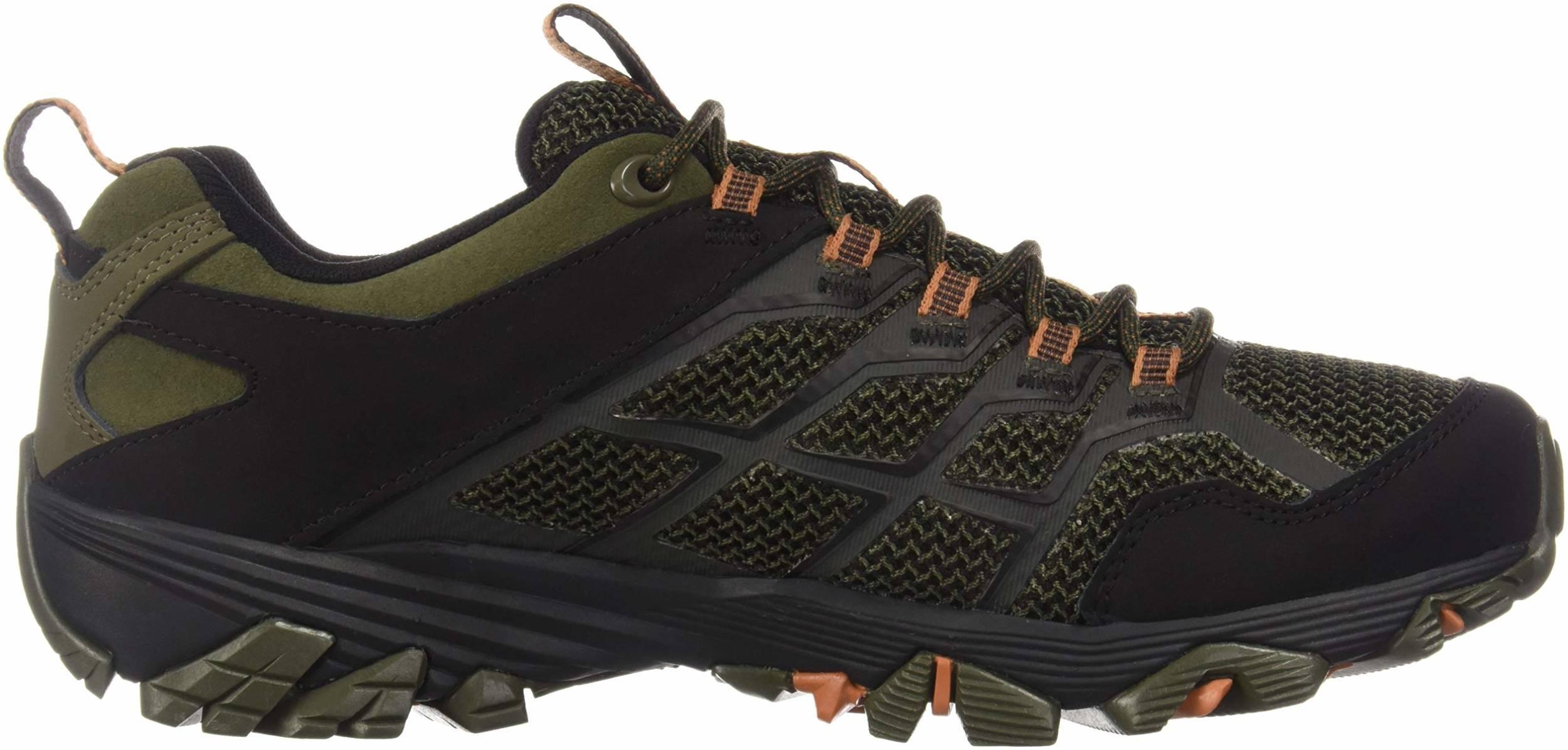 Review of Merrell Moab FST 2 Waterproof