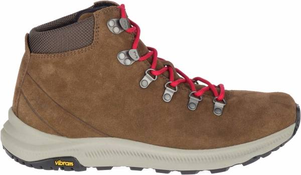 Merrell Ontario Suede Mid - Earth (J65393)