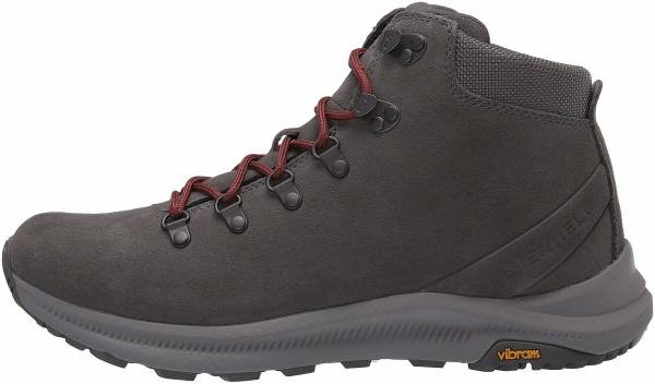 Merrell Ontario Suede Mid - Charcoal