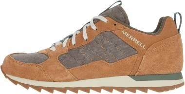 Merrell Alpine Sneaker - Gold Sable (J62451)