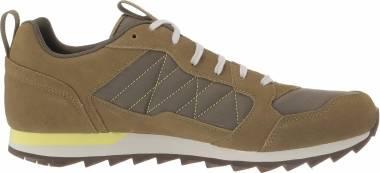Merrell Alpine Sneaker - Olive (J16697)