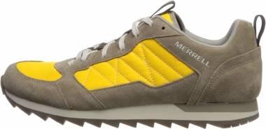 Merrell Alpine Sneaker - Gold Old Gold