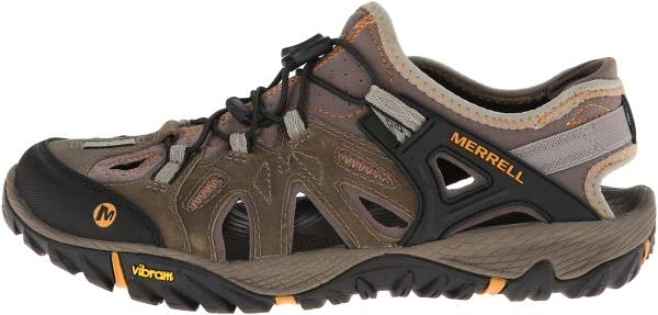 Merrell All Out Blaze Sieve - Brindle/Butterscotch (J65243)