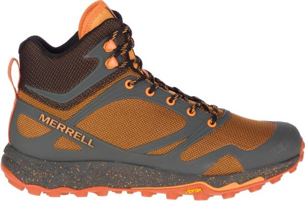 Merrell Altalight Knit Mid - Orange (J03398)
