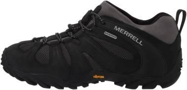 Merrell Chameleon 8 Stretch Waterproof - Black/Grey (J03417)