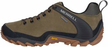 Merrell Chameleon 8 Leather Waterproof - Olive (J03344)