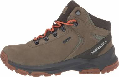 Merrell Erie Mid Waterproof - Olive (J03369)
