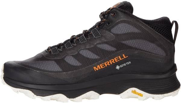 Merrell Moab Speed Mid GTX - Black (J13540)