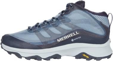 Merrell Moab Speed Mid GTX - Lichen (J13541)
