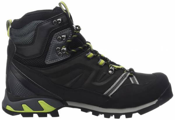Millet High Route GTX  - Multicolore Charcoal Acid Green 000