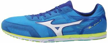 Mizuno Wave Ekiden 10 - Dude Blue/White (U1GD152025)