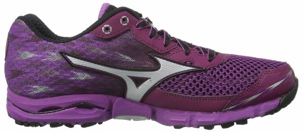 Mizuno Wave Hayate 2 Purple