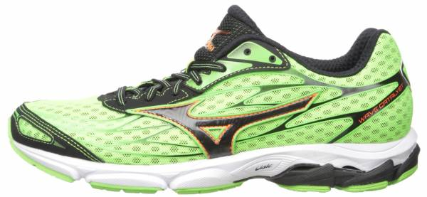 Mizuno Wave Catalyst men green gecko/clownfish/black
