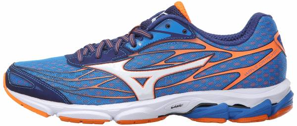 Mizuno Wave Catalyst men directoire blue/clownfish