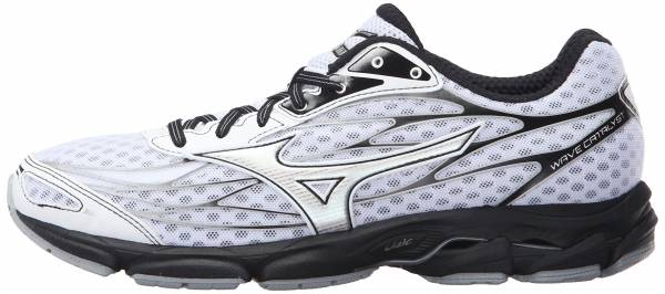 Mizuno Wave Catalyst men white/black