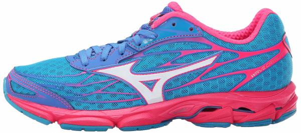 Mizuno Wave Catalyst woman atomic blue/white