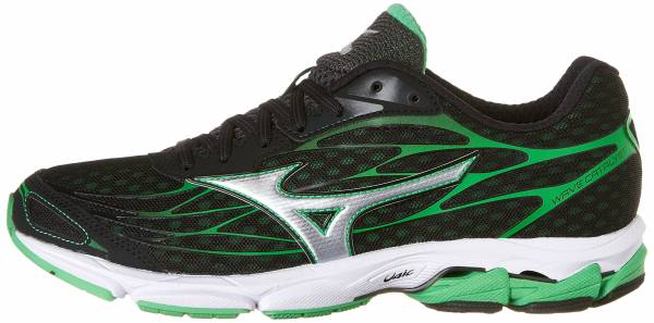 Mizuno Wave Catalyst men black/silver