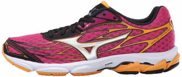 Mizuno Wave Catalyst woman fuchsia purple/silver
